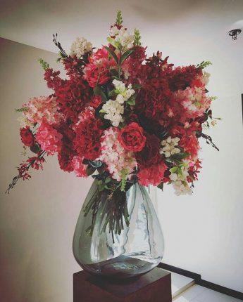 bouquet fleurs maman